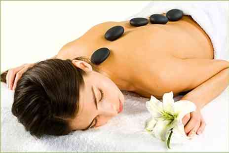 Dream Therapy - Hot-Stone Massage Plus Aromatherapy Facial - Save 46%