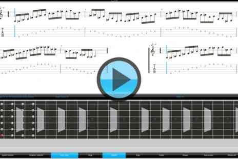 Seriously Guitar - Guitar tuition software - Save 54%