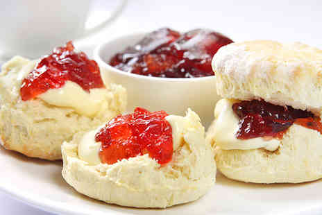 Cafe 118 - Traditional afternoon cream tea  - Save 50%