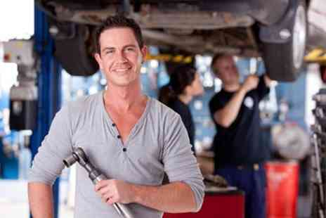 Supertreads Automotive - 68 Point Car Inspection Plus Oil and Filter Service - Save 62%