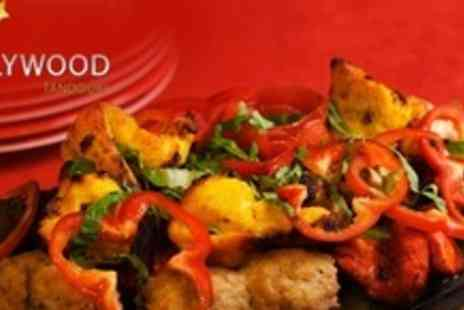 Bollywood Tandoori - Two Courses of Authentic Indian Cuisine For Two - Save 59%