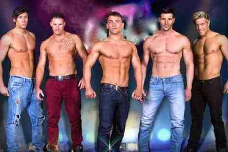 Dream Idols - Dream Idols Male Revue Show With Cocktail - Save 50%
