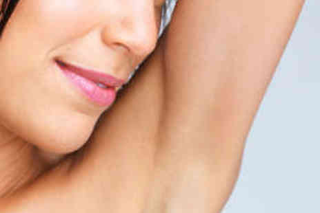 Yorkshire Rose Beauty - Six Sessions of IPL Hair Removal on a Small Area - Save 86%