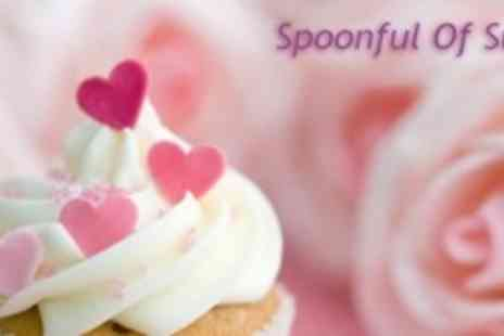 Spoonful Of Sugar - Themed Cupcake Decorating Course - Save 56%
