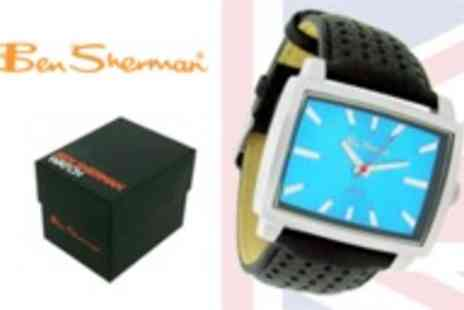 Oodlebee - Voucher to spend on Ben Sherman watches - Save 85%