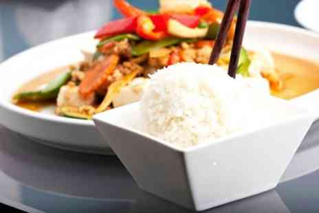 Han Dynasty - Four Course Chinese Meal With Wine and Rice - Save 64%