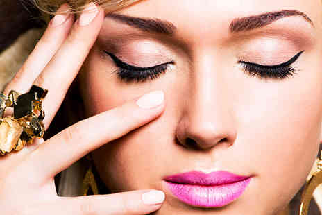 Fabulous Hair and Beauty - Eyebrow wax with tint and eyelash tint - Save 53%