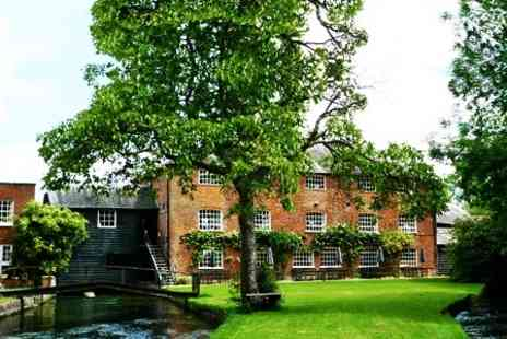 Whitchurch Silk Mill - Entry and Drink For Two Adults - Save 59%