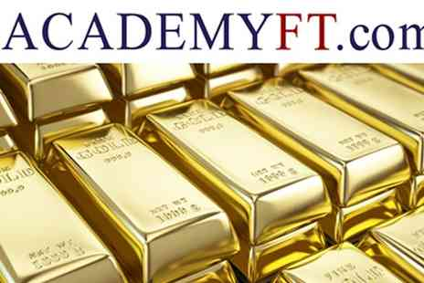 Academy of Financial Trading Education - 10 Part Online Course - Save 95%