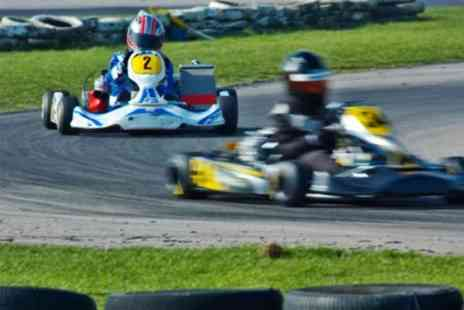 Karttrak Cromer - Karting Session For One - Save 57%