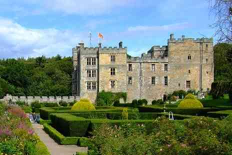 Chillingham Castle - Chillingham Castle Entry For Two Adults - Save 50%