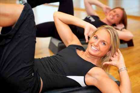 Living Well - Ten Boot Camp Classes - Save 82%