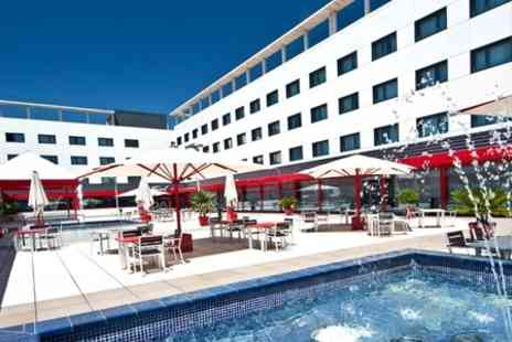 FrontAir Congress - Barcelona 4 Star Stay For Two With Breakfast and Transfers - Save 23%