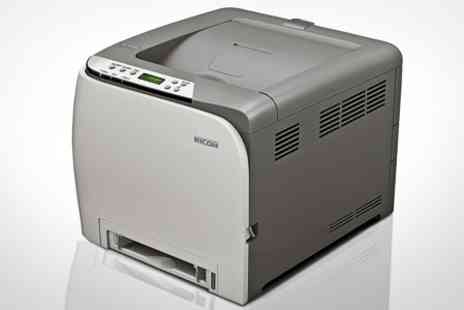Box.co.uk - Ricoh 4 Duplex Colour Laser Network Printer - Save 42%
