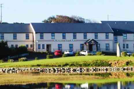 Caisleain Oir Hotel - Two Night Stay For Two With Breakfast - Save 0%