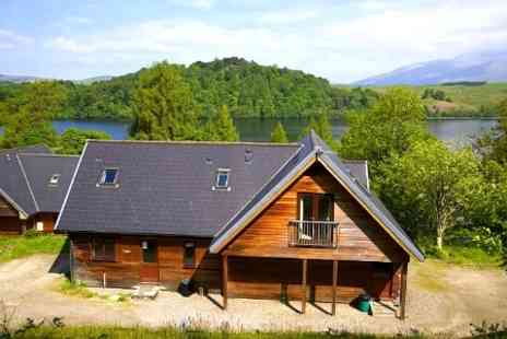 The Portsonachan Hotel - Two Night Self Catering Stay For Up to Four - Save 60%