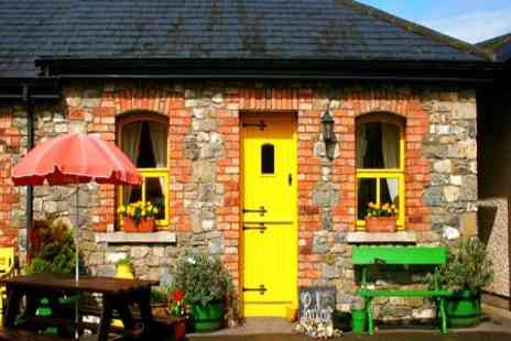 Slane Farm Hostel - Three Night Camping For Two - Save 59%
