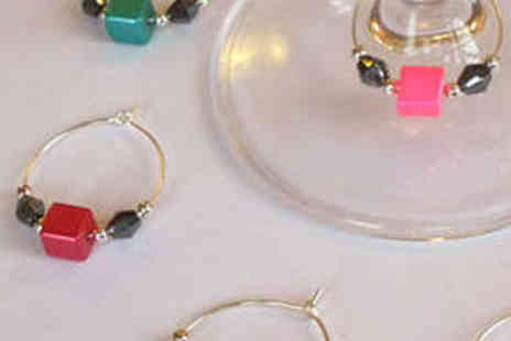 Paprika - Beady Bookmark and Wine Glass Charm Making Class - Save 61%
