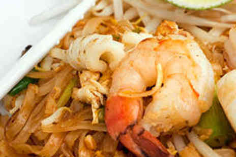 Thai Manor - Two Course Thai Meal for Two People - Save 53%