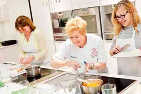 The Smart School of Cookery - Half Day Cookery Master class - Save 71%