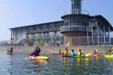 Portsmouth Watersports Centre - Kayaking Lesson - Save 50%