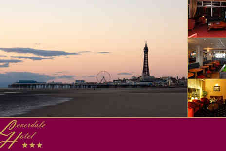 Leverdale Hotel - Two Nights Blackpool Seafront Getaway - Save 52%