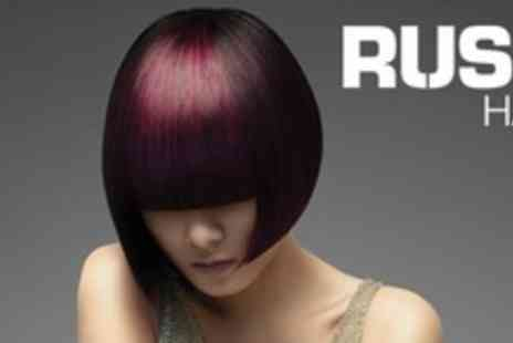 RUSH Hair - Cut Blow Dry and Style Plus Krastase FusioDose Treatment - Save 63%
