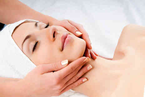 Blend Beauty - One hour facial and a 30 minute Swedish massage - Save 73%