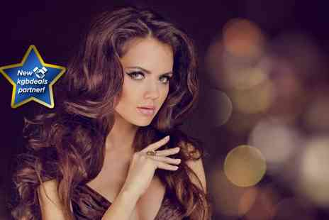 Fresh Hair and Cosmetics - Celebrity hair styling and make up package - Save 50%