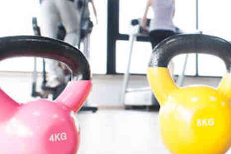 All Shapes and Sizes - Five Kettlebells Classes - Save 64%