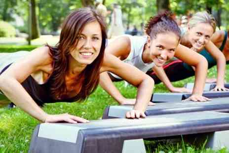Total Body Bootcamp - One Months Boot Camp - Save 60%