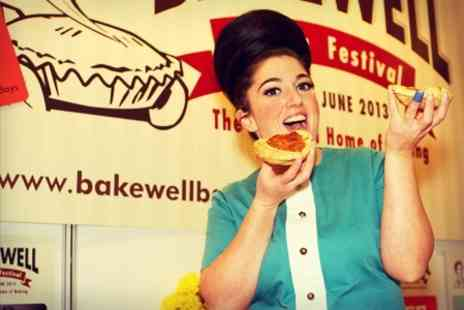 Bakewell Baking Festival - Two Adult Tickets on Choice of Day - Save 57%