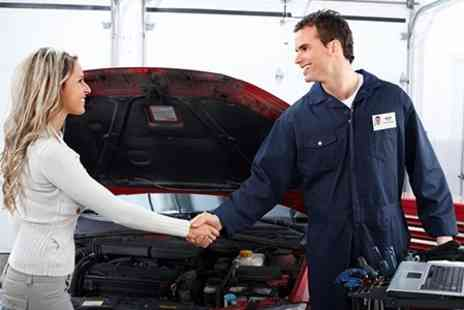 ARC Recovery - MOT With Collection and Delivery Service - Save 56%