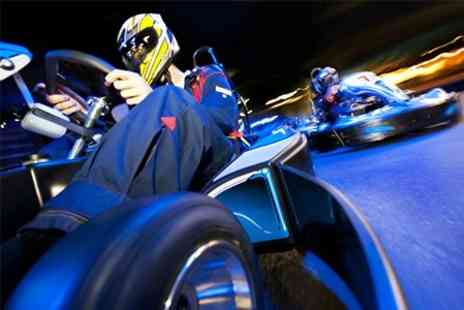 Anglia Indoor Karting - Karting Grand Prix  - Save 55%
