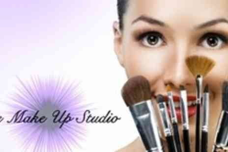 The Make Up Studio - Make Up and Hair Styling Package - Save 67%