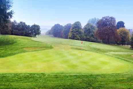 Hawkesyard Estate Golf Club - Fine Parkland Course Round of Golf for 2 - Save 52%