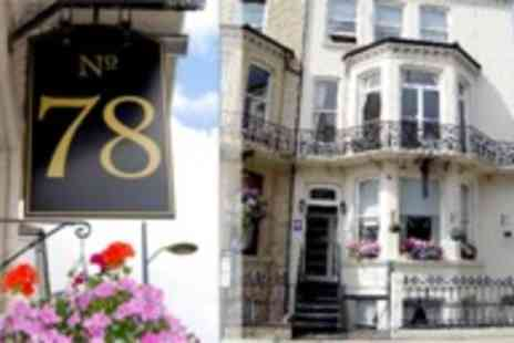 No78 Bed & Breakfast - One night seaside break for two in Norfolk - Save 16%