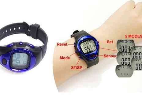 Assist World - Pulse Heart Rate Watch - Save 72%