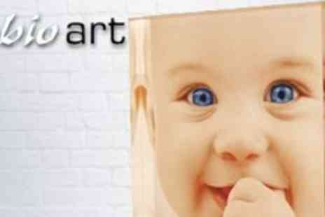 Fabio Art - Any High Resolution Image Printed on 8 x 6 3D Acrylic Block - Save 74%
