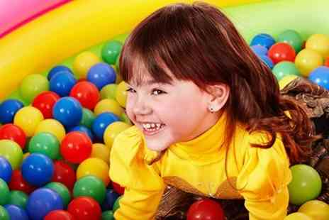 Madhatters - Family Entry to Soft Play Centre - Save 50%