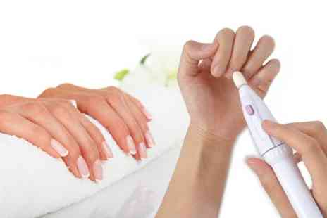 Spa Shopping ltd - Electric Nail Shaper and Smoothing Tool - Save 50%