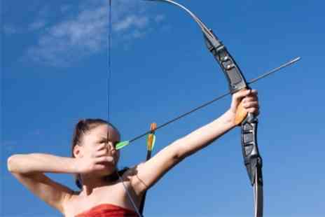 Aim Archery - 75 Minute Archery Experience - Save 58%
