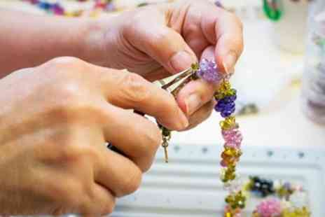 Stones of Isis - Three Hour Beginners Jewellery Making Class - Save 64%
