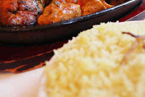 Nimbu - Main Course, Rice Dish and Soft Drink for Four - Save 58%
