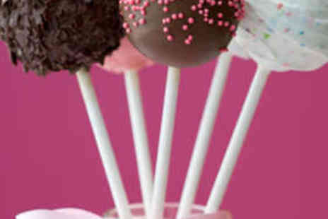Sweet Sensation - Six Cake Pops - Save 56%