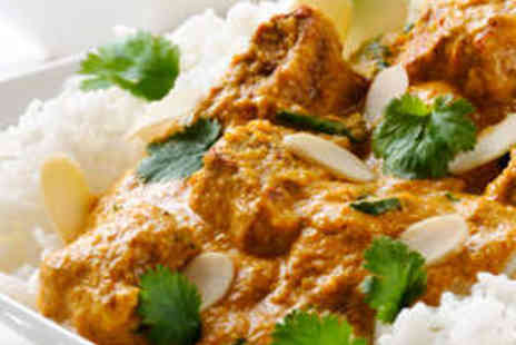 Memories of India Brighton - Starter, Main, Rice, and Coffee for Two - Save 53%