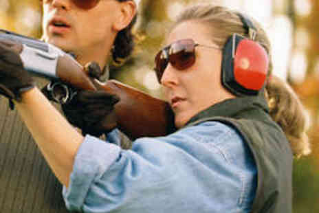 Cloudside Shooting & Sporting Club - Full Day Shooting Experience with Dinner - Save 84%