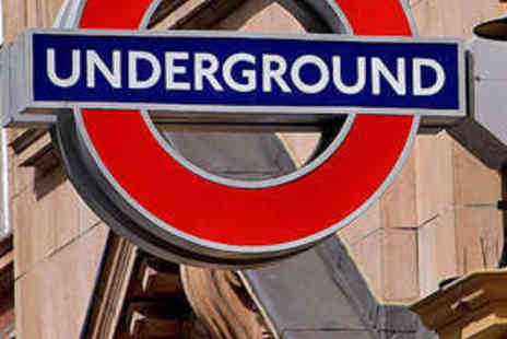 London Premier Walking Tours - London Underground Treasure Hunt for Two - Save 40%