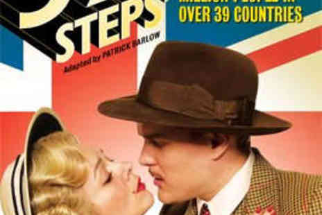 The 39 Steps - One Top Price Ticket to See - Save 60%