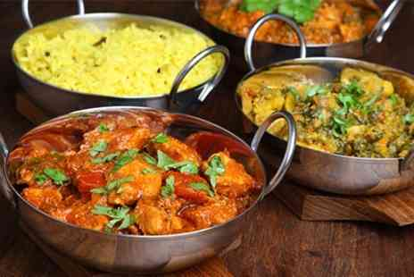 Balti King - Dine In or Takeaway For Two - Save 66%